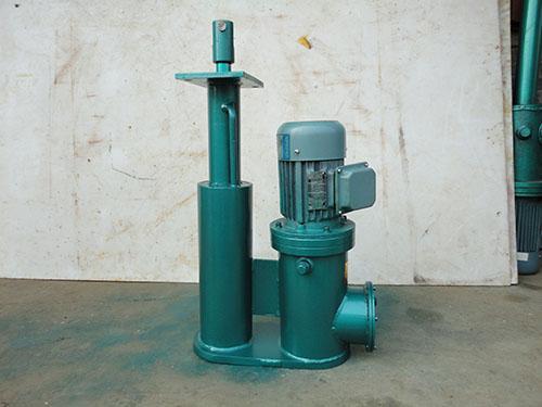 抽油机采用电液推杆